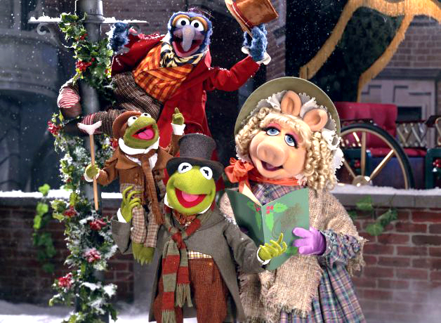 Theatre   The Muppet Christmas Carol   Chichester Post